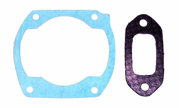 HUSQVARNA 362, 365, 371, 371K, 372, 372K, 375, 375K CYLINDER BASE AND EXHAUST GASKET SET