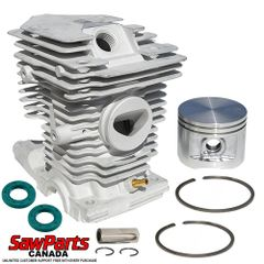 <>STIHL MS280, MS270 CYLINDER KIT STANDARD 46MM WITH SEALS
