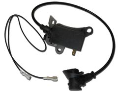 <>STIHL TS400, TS460 IGNITION COIL (3 BOLT OLD STYLE) WITH WIRE AND CAP