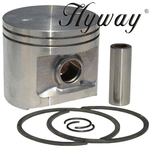 Husqvarna 371K, 371XP, 371, 372, 372EPA*, 372K, Jonsered 2071, 2171 Hyway PISTON ASSEMBLY 50MM