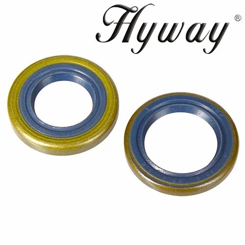 Husqvarna 362, 365, 371, 371K, 372, 372K, 375, 375K Jonsered 2063, 2065, 2071, 2163, 2171 CRANKSHAFT OIL SEAL SET