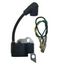 STIHL MS180, MS170, 018, 017 IGNITION COIL WITH WIRE AND CAP