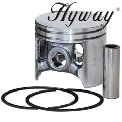 <>PARTNER, Husqvarna K950, 394, 394XP, 395, 395XP, Jonsered 2094, 2095, Hyway PISTON ASSEMBLY 56MM