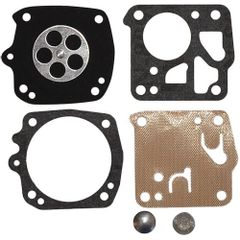 STIHL TS400, TS460 Husqvarna 61, 65, 162, 165, 181, 265, 266, 268, 272, 281, 288, 480, 2100, 2101 BASIC CARB KIT FOR TILLOTSON CARBURETOR