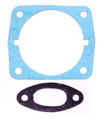 HUSQVARNA 154, 254, 257, 261, 262 CYLINDER BASE AND EXHAUST GASKET SET