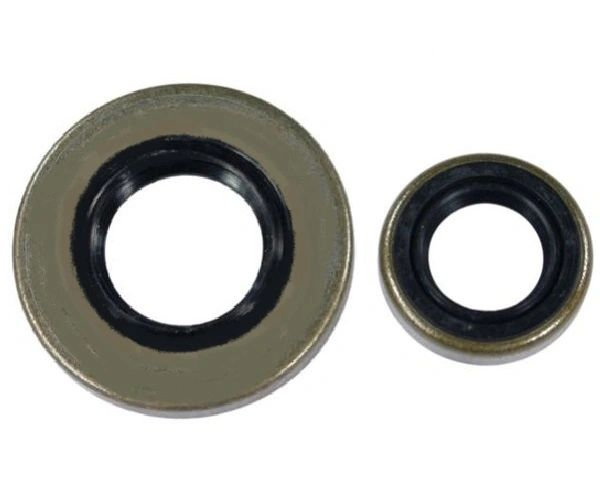 <>STIHL CRANKSHAFT OIL SEAL SET FOR 038, MS380, MS381