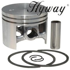 <>STIHL MS440, *044 Hyway PISTON ASSEMBLY 50MM With 10mm Pin
