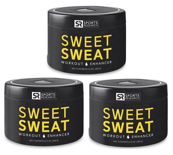 3 Sweet Sweat Jar (6.5oz) - € 25.00 each