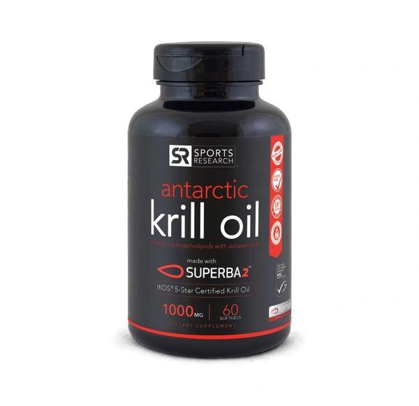 Antarctic Krill Oil (1000mg) 60 caps