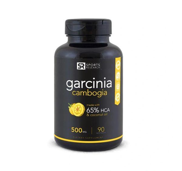 Pure Garcinia Cambogia Extract with 65% HCA, 90 liquid softgels