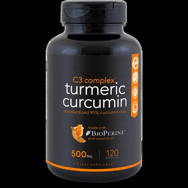 Turmeric Curcumin C3® Complex