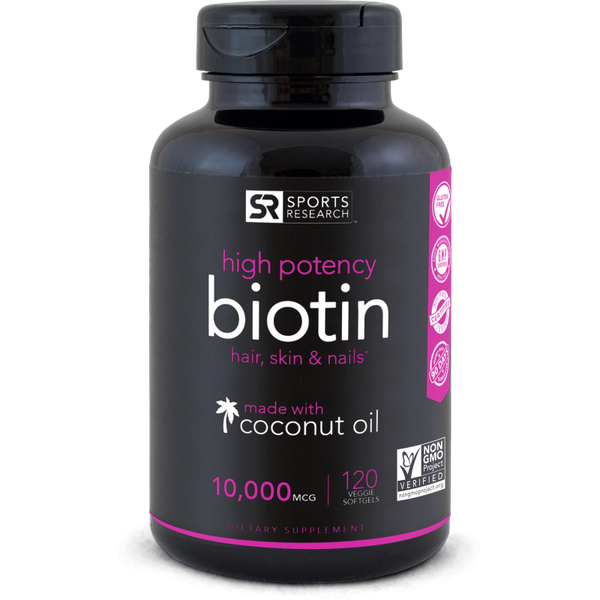 Biotin (10,000mcg)