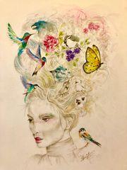 Mother Earths Bird Nest