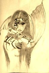 Lakota Warrior Mermaid