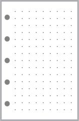 "FMI Dot Grid Paper (0.25"")"