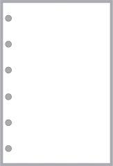 FPK Blank Paper