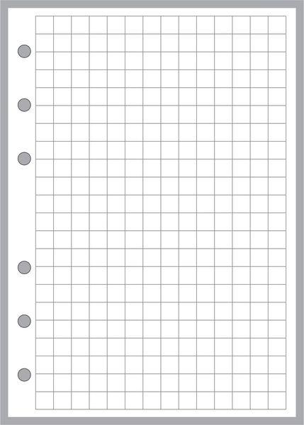 """A6 Graph / Grid Paper (0.25"""")"""