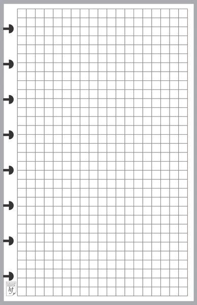 "LVJ Graph / Grid Paper (0.25"")"