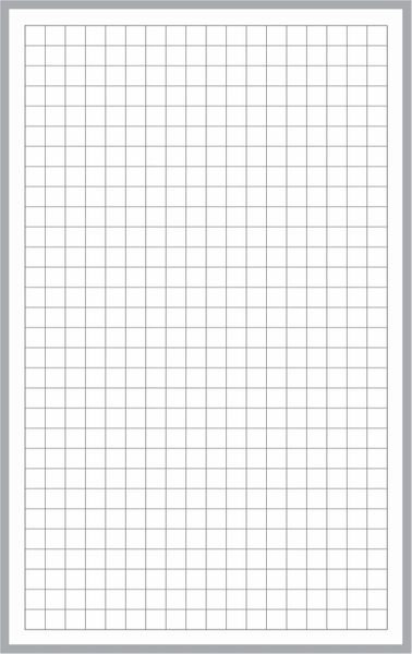 "Pad - Graph Paper (.25"") 5"" x 8"""