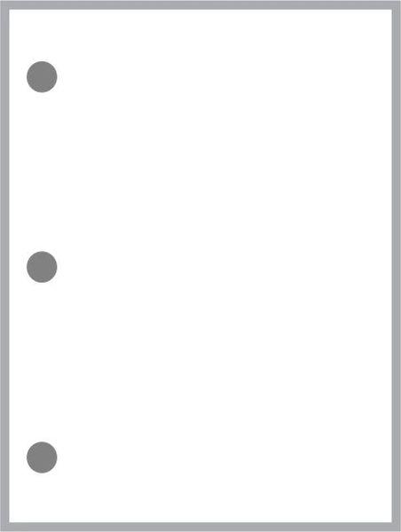 HFN Blank Paper