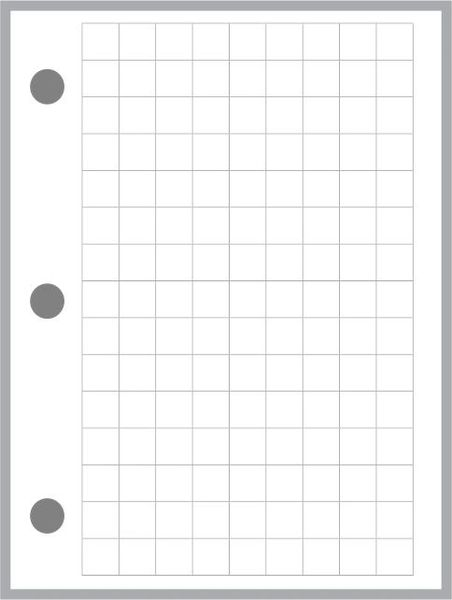 HFN Graph Paper (5 mm Grid)