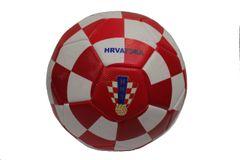 HRVATSKA CROATIA , HNS Logo SOCCER BALL ..Size 5