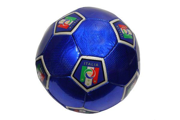 ITALIA ITALY BLUE - WHITE 4 Stars , FIFA World Cup SOCCER BALL ..Size 5