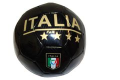ITALIA ITALY 4 STARS FIGC LOGO FIFA WORLD CUP SOCCER BALL SIZE 5 .. NEW AND IN A PACKAGE