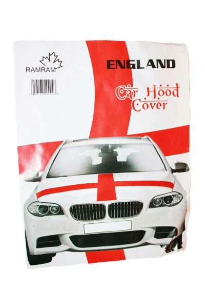 ENGLAND Country Flag CAR HOOD COVER