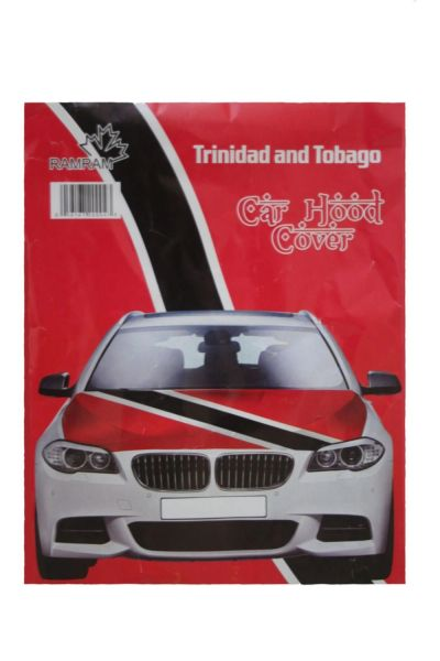 TRINIDAD & TOBAGO Country Flag CAR HOOD COVER