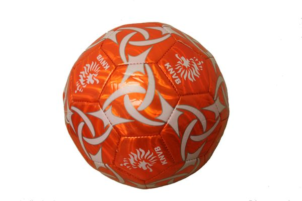 NETHERLANDS HOLLAND WHITE STRIPES KNVB WHITE LOGO FIFA WORLD CUP SOCCER BALL SIZE 5 .. NEW AND IN A PACKAGE