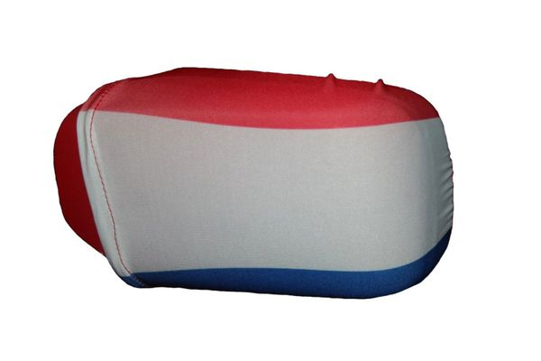 NETHERLANDS Country Flag CAR MIRROR COVER