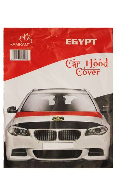 EGYPT Country Flag CAR HOOD COVER