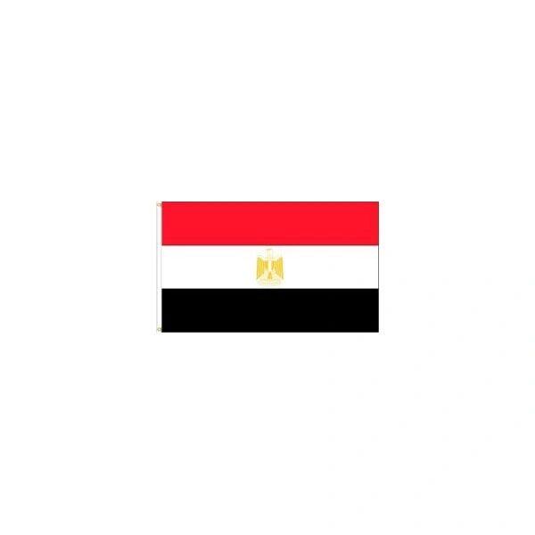 "EGYPT 3"" x 5"" Feet Country Flag"