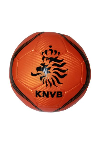 NETHERLANDS HOLLAND ORANGE KNVB BLACK LOGO FIFA WORLD CUP SOCCER BALL SIZE 5 .. NEW AND IN A PACKAGE