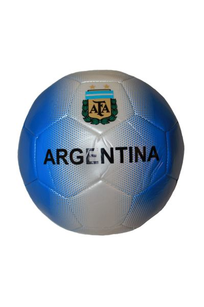 ARGENTINA BLUE WHITE AFA LOGO FIFA WORLD CUP SOCCER BALL SIZE 5 .. NEW AND IN A PACKAGE