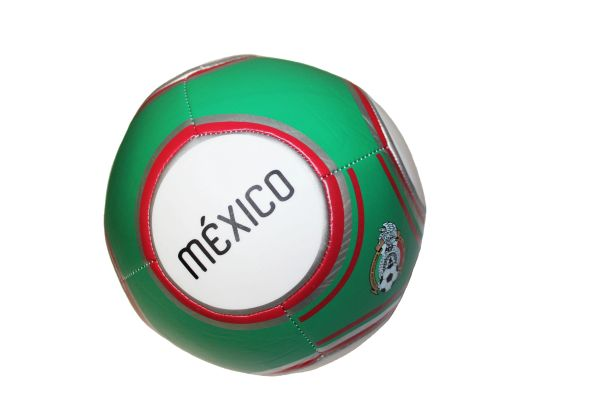 MEXICO FIFA WORLD CUP SOCCER BALL SIZE 5.. NEW AND IN A PACKAGE