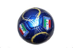 ITALIA ITALY BLUE FIGC LOGO FIFA WORLD CUP SOCCER BALL SIZE 2 .. NEW AND IN A PACKAGE