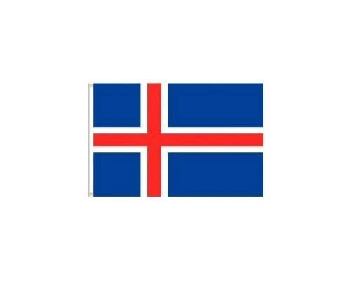 ICELAND Large Country 3' x 5' Feet FLAG
