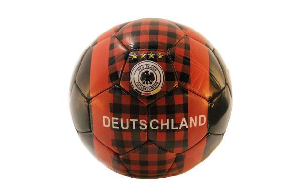 DEUTSCHLAND GERMANY 4 Stars , DEUTSCHER FUSSBALL - BUND Logo SOCCER BALL