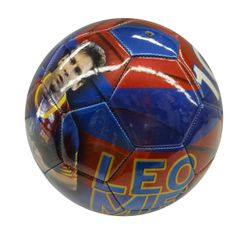 LIONEL MESSI #10 ARGENTINA TEAM PICTURE FIFA WORLD CUP SOCCER BALL SIZE 5 .. NEW AND IN A PACKAGE