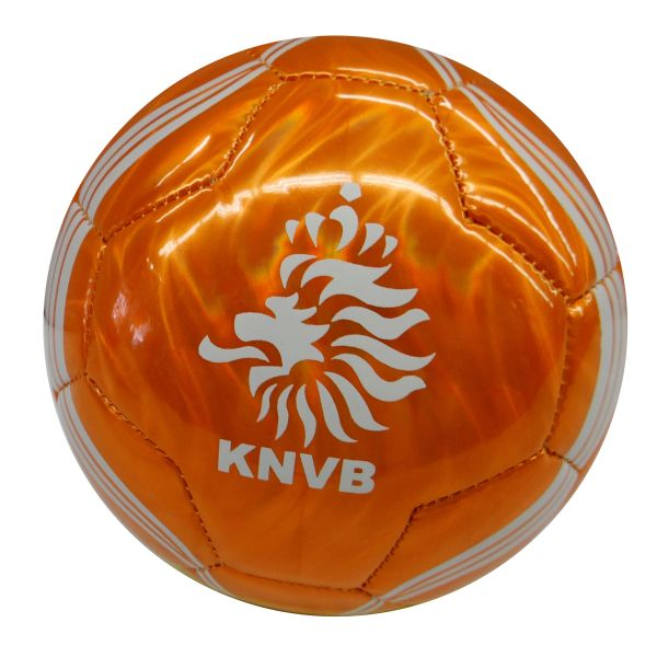 NETHERLANDS ORANGE KNVB LOGO FIFA WORLD CUP SOCCER BALL SIZE 2 .. NEW AND IN A PACKAGE