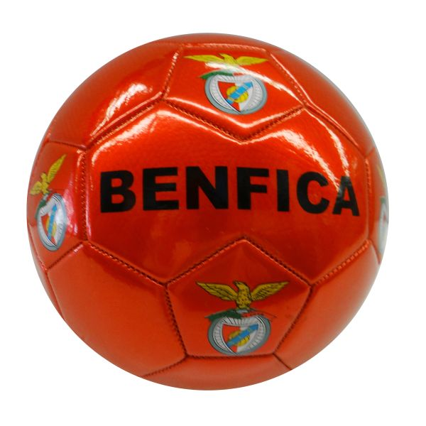 BENFICA / PORTUGUESE SPORT CLUB , PORTUGAL / RED SOCCER BALL SIZE 5.. NEW AND IN A PACKAGE