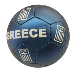 GREECE HELLAS DARK BLUE FIFA WORLD CUP SOCCER BALL SIZE 5 .. NEW AND IN A PACKAGE