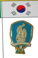 KOREA SOUTH FIFA WORLD CUP SOCCER LAPEL PIN BADGE .. NEW AND IN A PACKAGE