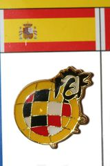 SPAIN ESPANA FIFA WORLD CUP SOCCER LOGO LAPEL PIN BADGE .. NEW AND IN A PACKAGE