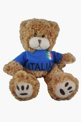 "ITALIA ITALY FIFA SOCCER WORLD CUP SMALL 10"" INCHES JERSEY BEAR .. GREAT QUALITY .. NEW AND IN A PACKAGE"