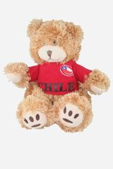 """CHILE FIFA SOCCER WORLD CUP SMALL 10"""" INCHES JERSEY BEAR .. GREAT QUALITY .. NEW AND IN A PACKAGE"""