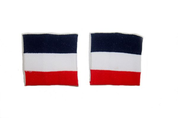 NETHERLANDS COUNTRY FLAG WRISTBAND SWEATBAND .. HIGH QUALITY .. NEW AND IN A PACKAGE
