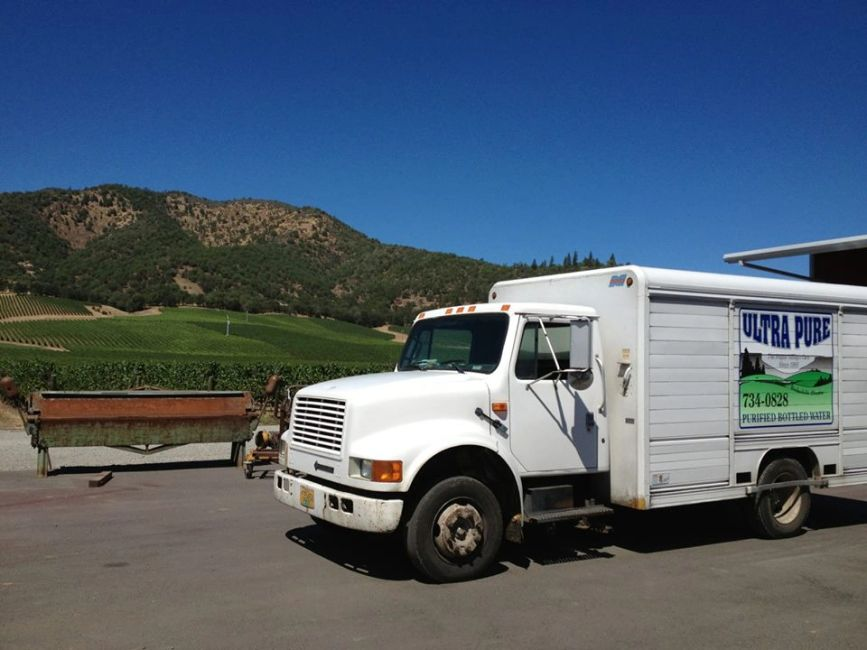 bottled, water delivery, rogue valley, great reviews, no contract